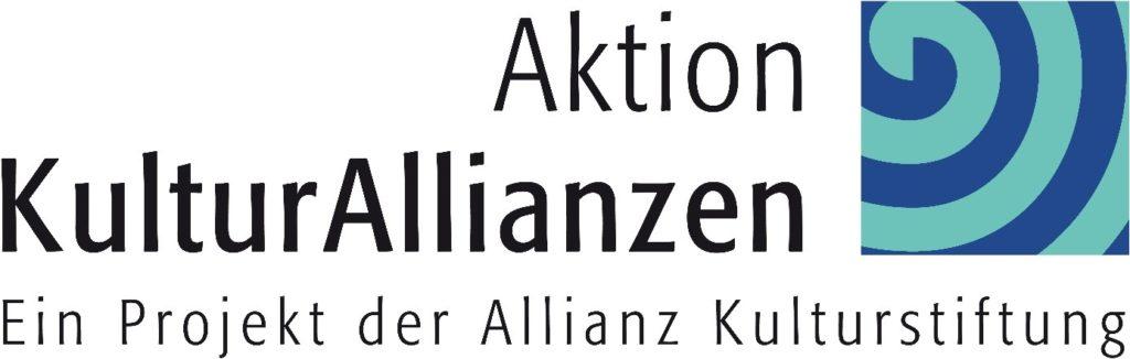 [Logo Aktion KulturAllianzen]
